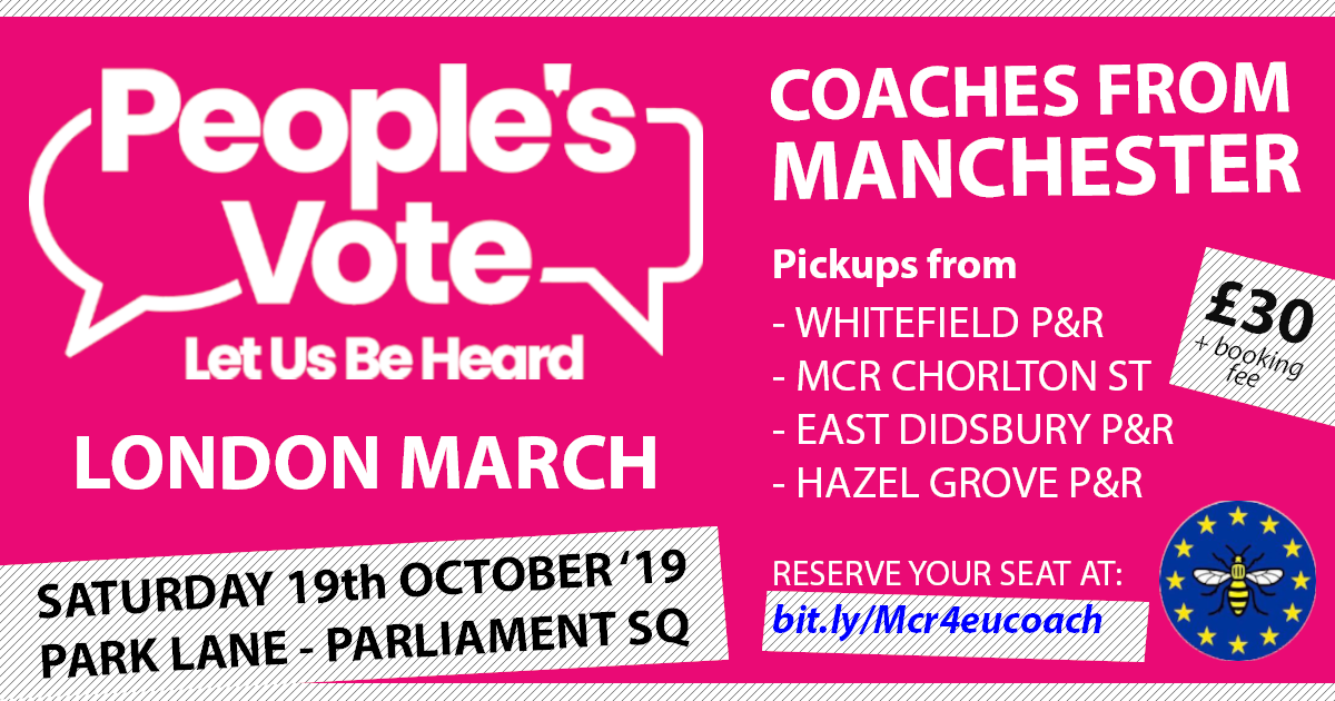 Coaches 19 October!
