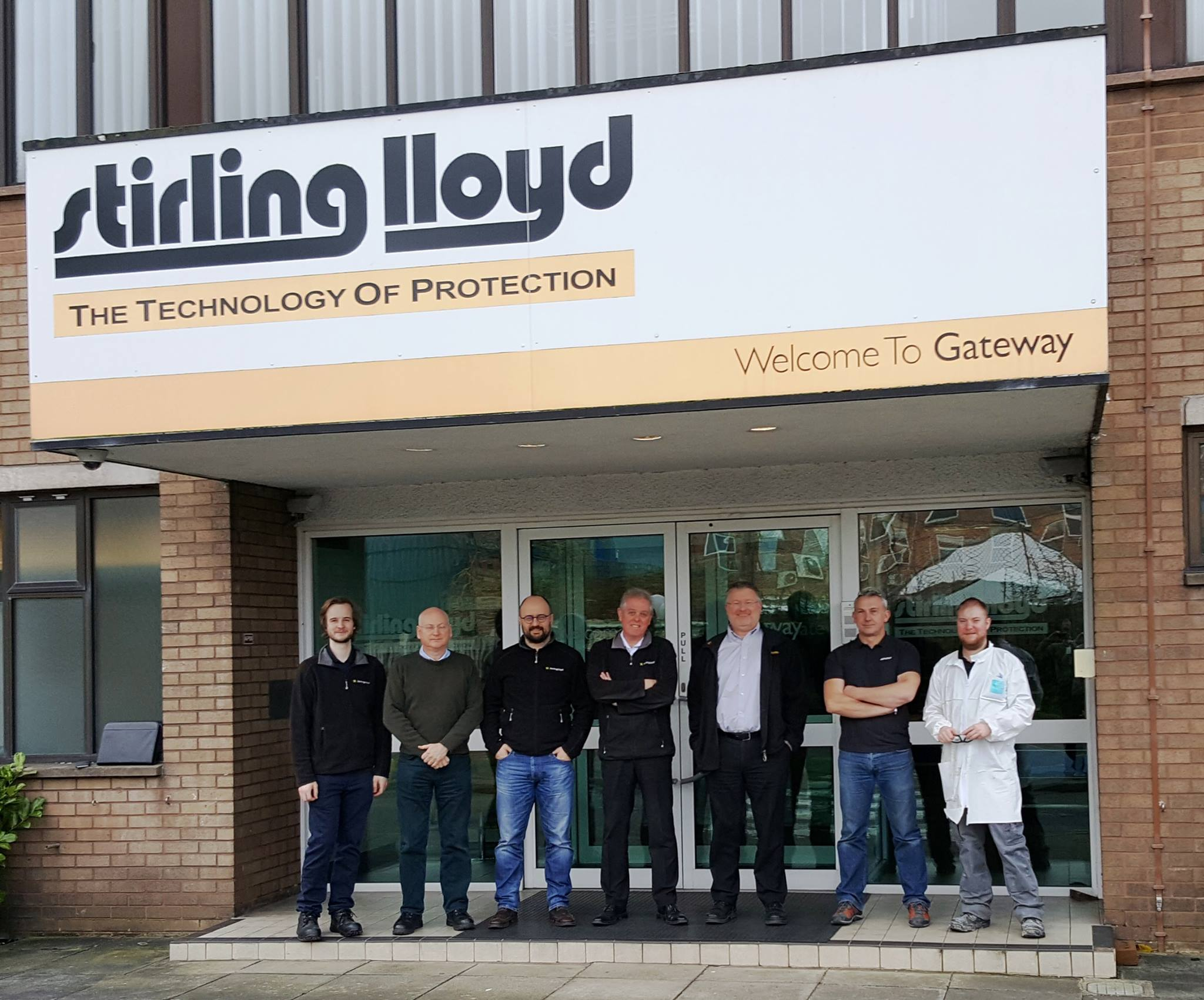 stirling lloyd group